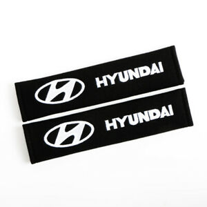 Cotton Car Seat Belt Covers Shoulder Pads Protect Safety Cushion for HYUNDAI Pad