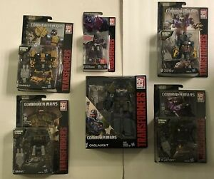 NEW Transformers Combiner Wars BRUTICUS Complete: BLAST OFF , SWINDLE , BRAWL