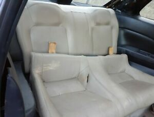 Honda Prelude Rear Car Seat 2000