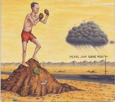 "PEARL JAM Save You / Other Side CLEAR WAX 7"" Binaural Riot Act eddie vedder LP"