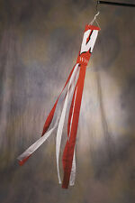 """Wisconsin Badgers 60"""" Polyester Wind Sock NCAA Licensed"""