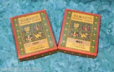 Amber 32 Namaste Natural Incense Cones NEW Enhance Psychic Ability Protection