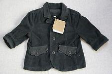 BNWT Timberland Baby Blue / Grey Corduroy Blazer / Jacket / Coat Size 6 months