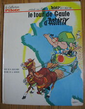 ASTERIX  LE TOUR DE GAULE  PILOTE 2eme EDITION  5a 1965