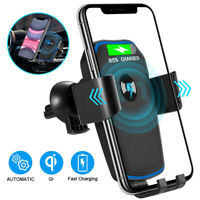 Gravity Mount Car Air Vent Cradle Holder Stand for Samsung Mobile Cell Phone