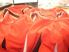 5 Vtg Cheerleading Supply Co.Dal Tx Orange/Bk Cheerleading Outfits.Pennsbury H.S