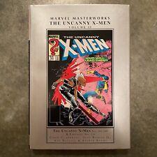 New listing Marvel Masterworks The Uncanny X-Men Vol 13 Hc Longshot Claremont Marvel Comics