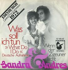 """Sandra & Andres """"Was soll ich tun"""" Netherlands Eurovision 1972"""