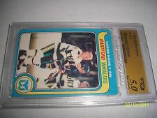 OPC 79-80 GORDIE HOWE GRADED BY CEX 5.0 EXCELLENT