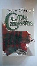 Robert Crichton - Die Camerons - Ungelesen / OVP