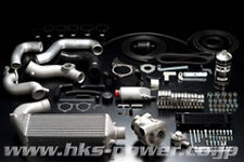 HKS GT Supercharger PRO KIT (V2) accoppiamenti TOYOTA GT86 / SUBARU BRZ 12001-at009