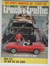 Canada TRACK & TRAFFIC July 1965 Fiat 850 St Jovite Player's 200  ST2003000418