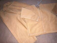 Pantalon de veste de petit garçon, vintage, en velours côtelé