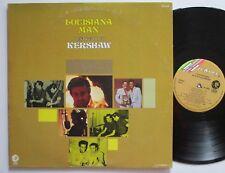 RUSTY & DOUG KERSHAW LOUISIANA MAN ORIG US HICKORY COUNTRY / CAJUN LP MINT-