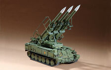 Trumpeter 07109 1:35 1:72 Scale Russian SAM-6 Antiaircraft Missile Models