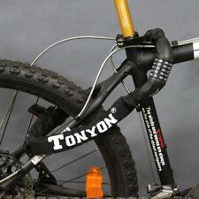 5 Digit BICYCLE LOCK CHAIN Bike Code Combination 1.1m Metre Strong Secure Metal