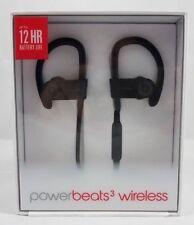 Apple Beats by Dr. Dre Powerbeats3 Wireless Bluetooth In Ear Headphone - Black