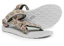 79aad268abe952 Teva Original Universal Monterey Tan Sandals Size 9 US
