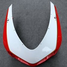 Front Upper Fairing Headlight Cowl Nose Fit for Ducati 848 1098 1198 R S 07-12