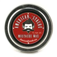 American 'Stache Mustache Wax