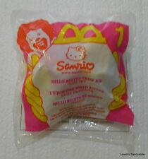 Hello Kitty Crew Kid ~ #1  Sanrio  2000 McDonald's ~ Sealed!