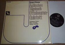 HUGO PFISTER Agaisches Tagebuch, Ottobeuren-Quintett - Jecklin-Disco 530