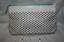 Clinique Polka Dotted Cosmetic Bag