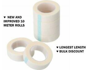 Professional Eyelash Lash Extension Tape Micropore Paper Surgical Medical Roll