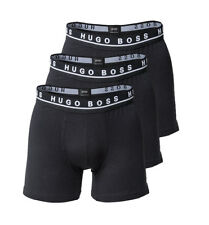 Hugo Boss 3-pack Cyclist Boxer Trunks Black Xx-large