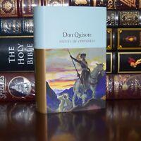 New Don Quixote by Miguel De Cervantes Ribbon Marker Pocket Hardcover Classics