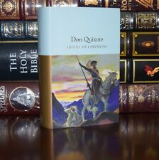 Don Quixote by Miguel De Cervantes New Ribbon Marker Pocket Hardcover Classics