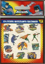 Batman The Brave and the Bold Mini Sticker Pack