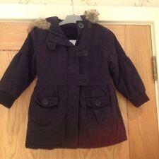 Girls' Cotton Blend Fleece Jackets (2-16 Years)