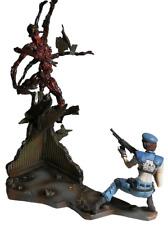 Resident Evil BIOHAZARD Jill Vs Chimera Organic Figure Collection CAPCOM 2008