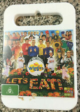 THE WIGGLES – LET'S EAT! DVD