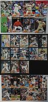 2018 Topps Series 1,2 and Update San Francisco Giants Team of 31 Baseball Cards
