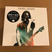 "Steven Wilson ""Home Invasion Concert At Royal Albert Hall"" 2CD + DVD Sealed"