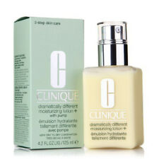 CLINIQUE DRAMATICALLY DIFFERENT MOISTURISING PUMP LOTION OR GEL 3 STEP SKIN CARE