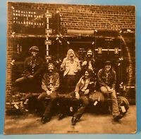 ALLMAN BROTHERS BAND AT FILLMORE EAST 2X LP 1971 RE '72  NICE CONDITION! VG/VG!!