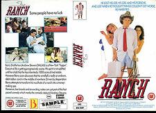 The Ranch - Andrew Stevens - Video Promo Sample Sleeve/Cover #16387
