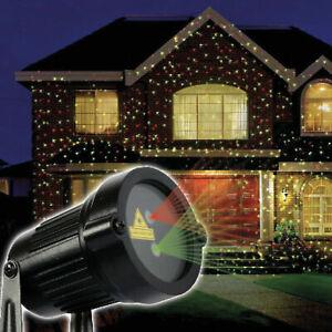 Garden Laser Waterproof Decorative Projector Light Indoor / Outdoor