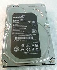 "3TB SEAGATE ST3000DM001 Desktop Apple 655-1726 3.5"" SATA Hard Disk Drive"