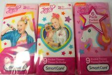 6 packs individual Pocket 2 ply Facial tissues Girls Singing Dreamer design