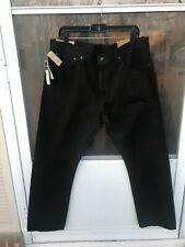 Polo Ralph Lauren Hampton Straight-fit Jeans HUDSON Black Sz 36x30, 40x32,40x34
