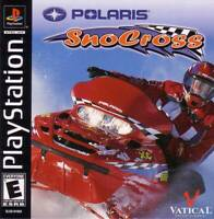 Polaris Snocross - PS1 PS2 Complete Playstation Game