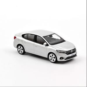 1/43 Norev Dacia Logan 2021 Highland Grey Neuf En Boîte Livraison À Domicile