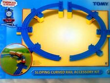 Thomas & Friends Sloping Curved Rail Accessory Kit - Brand New & Sealed! RARE.