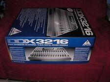 Behringer DDX3216 digital mixer NEW OLD STOCK NIB