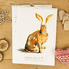 Watership down calendar 2019 rabbit paintings and art A4 size great gift