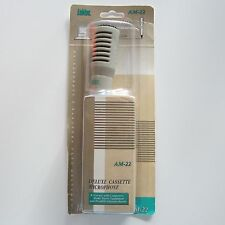 Labtec Deluxe Cassette Microphone  AM-22 New in Package Unopened